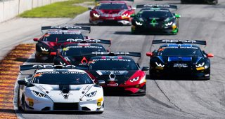 Sights And Sounds: 2020 Lamborghini Super Trofeo North America at Road America