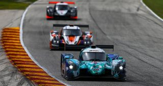 2020 IMSA Prototype Challenge At Road America Race Broadcast