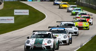 2020 Porsche GT3 Cup Challenge USA by Yokohama at Road America Race Broadcast