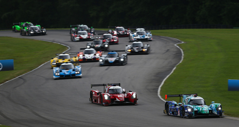 IMSA Prototype Challenge Entry List Notebook – VIRginia International Raceway