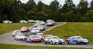 VIR Next Up for Porsche GT3 Cup Challenge USA by Yokohama