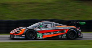 2020 Michelin GT Challenge At VIR Qualifying