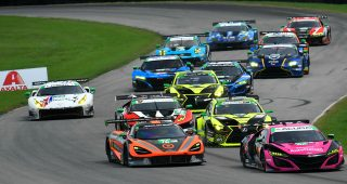 2020 Michelin GT Challenge At VIR Race Broadcast
