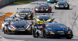 Michelin Raceway Road Atlanta Welcomes Back Lamborghini Super Trofeo North America