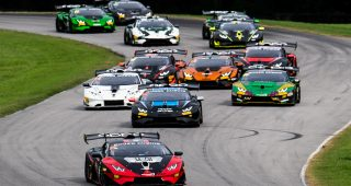2020 Lamborghini Super Trofeo North America At VIR Race Broadcast