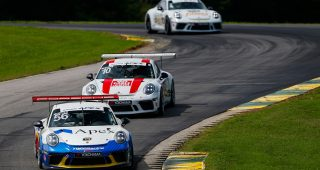 2020 Porsche GT3 Cup Challenge USA by Yokohama at VIR Race Broadcast