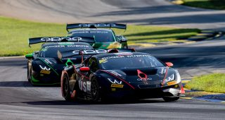 Sights and Sounds: 2020 Lamborghini Super Trofeo North America At Michelin Raceway Road Atlanta.