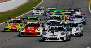 2020 Porsche GT3 Cup Challenge USA by Yokohama at Michelin Raceway Road Atlanta Race Broadcast