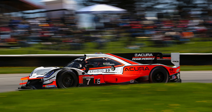 Mid-Ohio Sports Car Course Approved to Host Limited Number of Fans for Acura Sports Car Challenge on Sept. 25-27