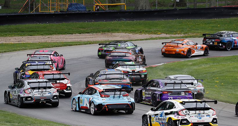 Entry List Notebook – IMSA Michelin Pilot Challenge at Mid-Ohio Sports Car Course