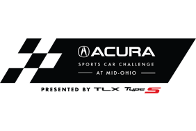2021 Acura Sports Car Challenge Presented by the TLX Type S event logo