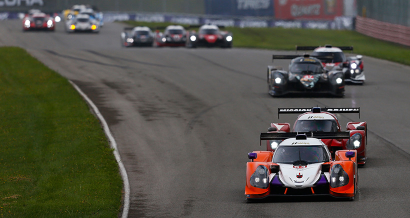 Entry List Notebook – IMSA Prototype Challenge at Mid-Ohio