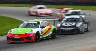 Tripleheader On Tap At Mid-Ohio For Porsche GT3 Cup Challenge USA By Yokohama