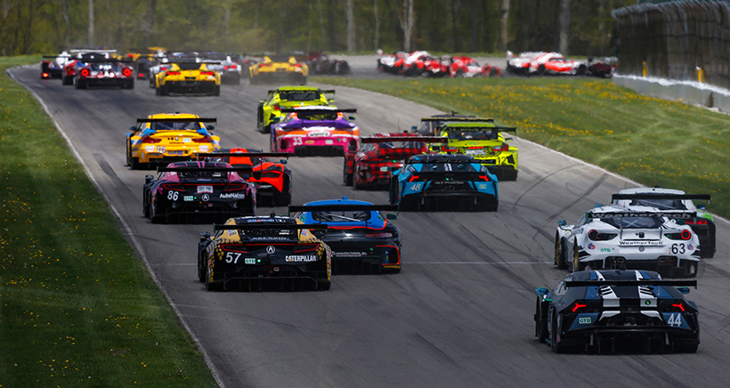 The Setup: Acura Sports Car Challenge at Mid-Ohio Sports Car Course