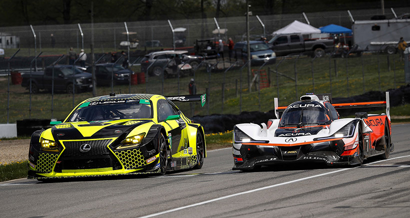 What to Watch For:  Acura Sports Car Challenge at Mid-Ohio