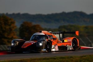 #40 Forty7 Motorsports Norma M30, LMP3: Keith Grant, David Grant