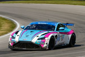 #60 KOHR MOTORSPORTS Ford Mustang GT4, GS: Nate Stacy, Kyle Marcelli