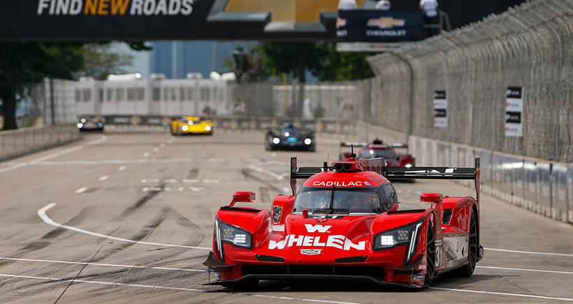 WeatherTech Championship Returning to the Motor City Next June
