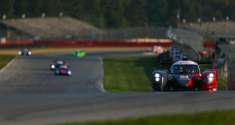 Entry List Notebook – IMSA Prototype Challenge at Michelin Raceway Road Atlanta