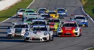 Porsche GT3 Cup Challenge USA By Yokohama Primed For Another Tripleheader