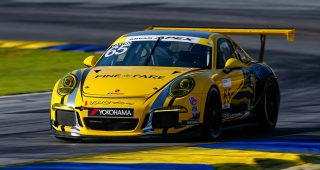 Race 1 – 2020 Porsche GT3 Cup Challenge USA by Yokohama at Michelin Raceway Road Atlanta Race Broadcast