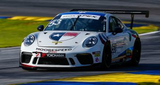 Race 2 – 2020 Porsche GT3 Cup Challenge USA by Yokohama at Michelin Raceway Road Atlanta Race Broadcast