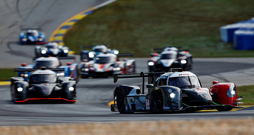 Smooth Sailing It Wasn't, but Rao, Bell Take Win and Prototype Challenge Title