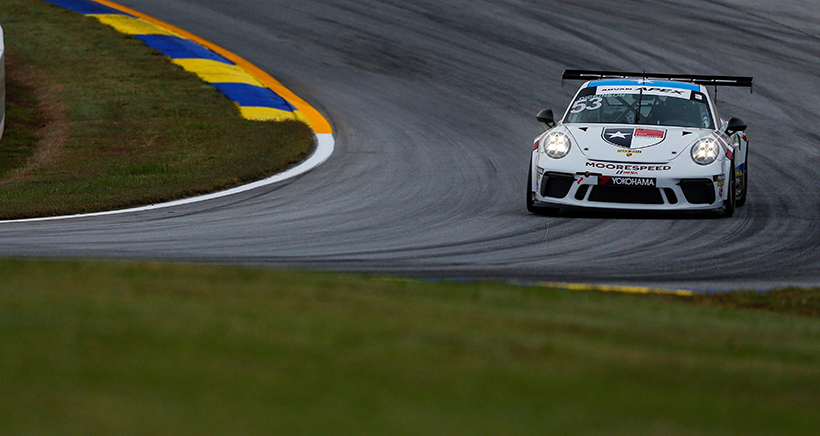 Dickinson Rolls to Pole Position in Porsche GT3 Cup Challenge USA by Yokohama Qualifying