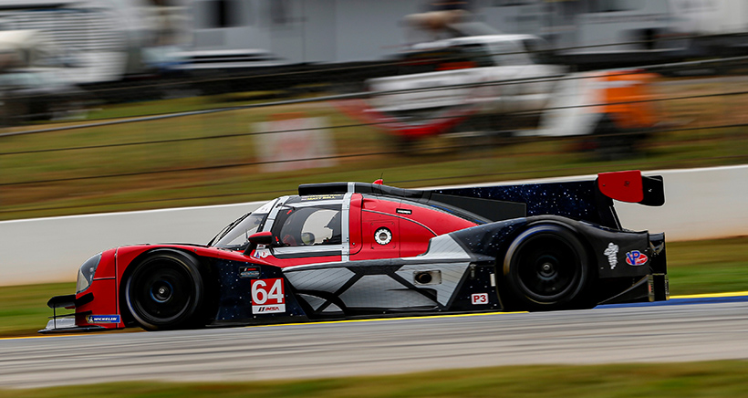 Points Leaders Will Start from Pole in Prototype Championship Finale