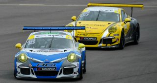 2020 Porsche GT3 Cup Challenge USA by Yokohama at The St. Petersburg Street Course Race Broadcast