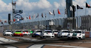 Race 2 – 2020 Porsche GT3 Cup Challenge USA by Yokohama at The St. Petersburg Street Course