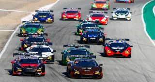Sights And Sounds: 2020 Lamborghini Super Trofeo North America At WeatherTech Raceway Laguna Seca