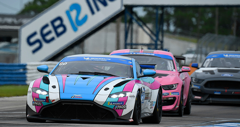 Entry List Notebook – IMSA Michelin Pilot Challenge at Sebring International Raceway