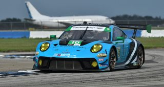 2020 Mobil 1 Twelve Hours of Sebring Presented by Advance Auto Parts Qualifying