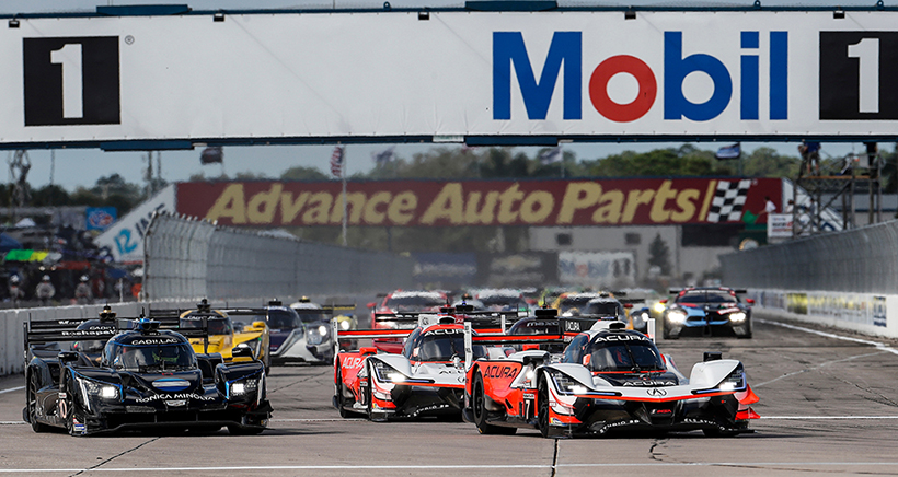 2020 Mobil 1 Twelve Hours of Sebring Presented by Advance Auto Parts Race Broadcast