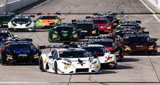 Sights And Sounds: 2020 Lamborghini Super Trofeo North America At Sebring International Raceway