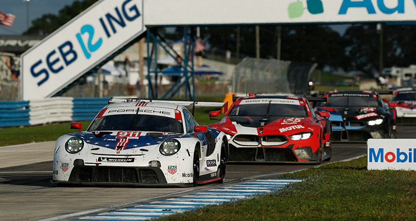 Sights And Sounds Presented By Hagerty: 2020 Mobil 1 Twelve Hours Of Sebring Presented By Advance Auto Parts