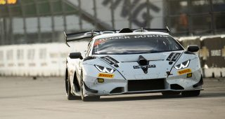 2020 Lamborghini Super Trofeo North America At Sebring International Raceway