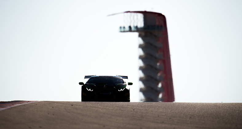 May 4-6, 2017: Lamborghini Super Trofeo at Circuit of the Americas. Dustin Farthing, Dream Racing/Mountain Motorsports, Lamborghini Atlanta, Lamborghini Huracan LP620-2