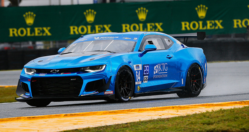 Team TGM Entering Rolex 24 At Daytona, Returning to Michelin Pilot Challenge