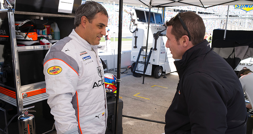 Montoya Added to Meyer Shank Racing DPi Lineup for Endurance Races
