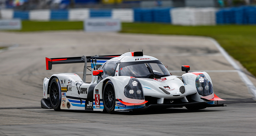 Notebook: All in the Family – Jr III Racing to Run Pair of Father-Child Entries in Prototype Challenge