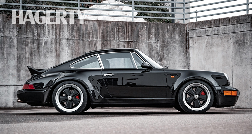 964 Generation Porsche 911 Turbo By Ares 100776516 H 01142021