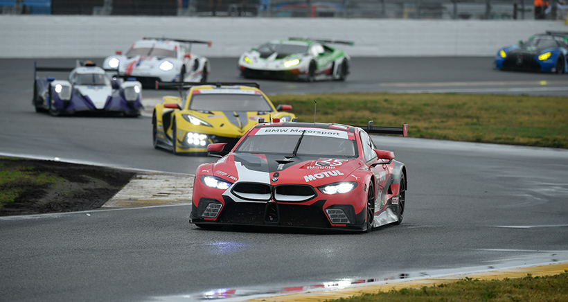 IMSA Showing Again that It Is Home to Great Manufacturer Competition