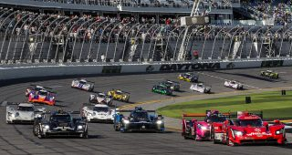 Part 1 – 2021 Rolex 24 At Daytona Race Broadcast