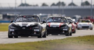 2021 Mazda MX-5 Cup At Daytona International Speedway Race Broadcast