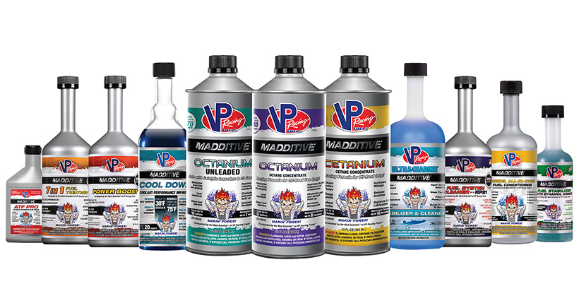 Madditive About You: VP Racing Fuels Named Official Performance Additive of IMSA