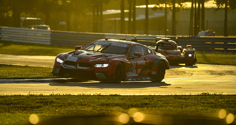 #25 BMW Team RLL BMW M8 GTE, GTLM: Connor De Phillippi, Bruno Spengler, Colton Herta
