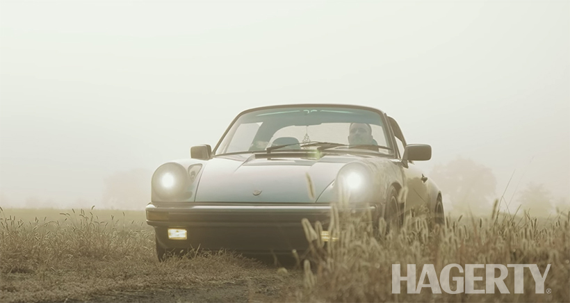 This '84 Porsche 911 Targa Owes its Rescue to Five Stickers