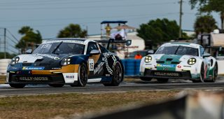Race 1 – 2021 Porsche Carrera Cup North America At Sebring International Raceway Race Broadcast